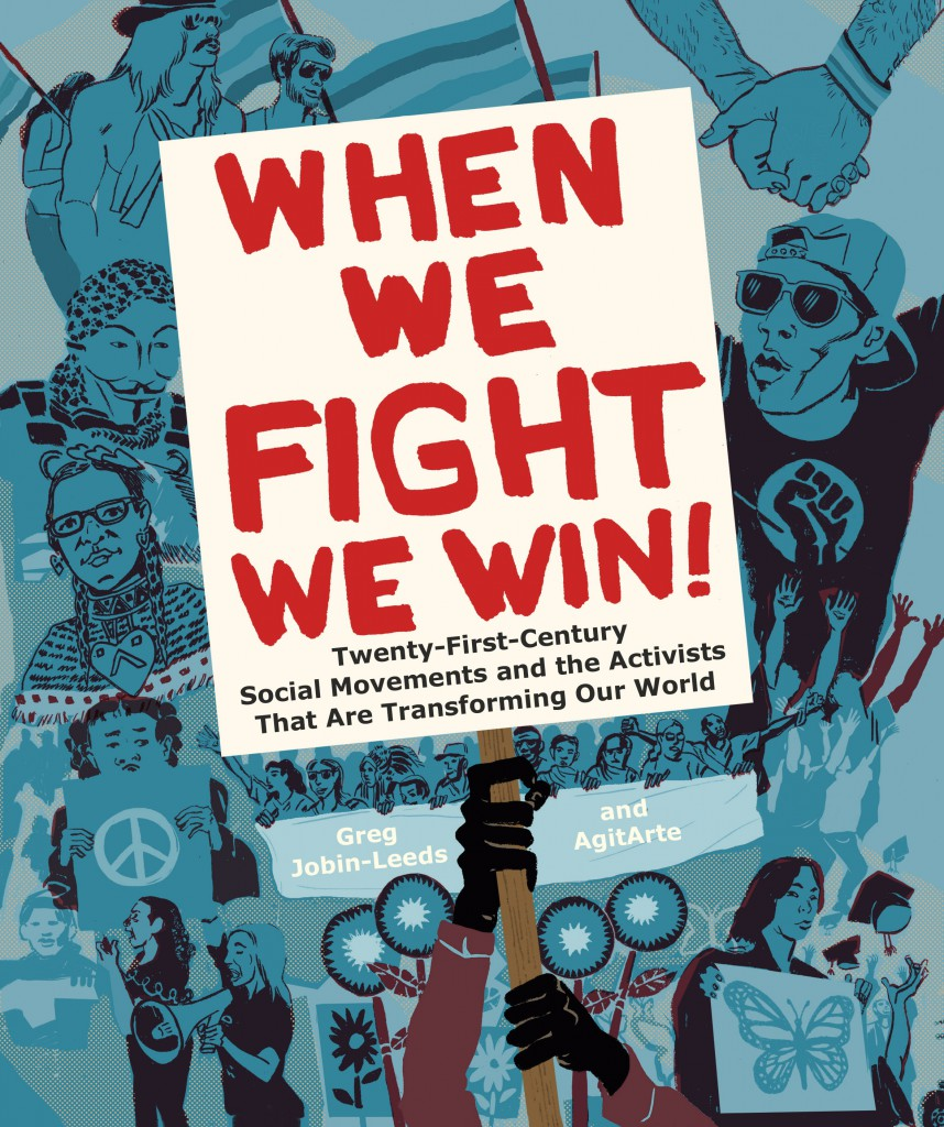 When We Fight, We Win! Book cover.